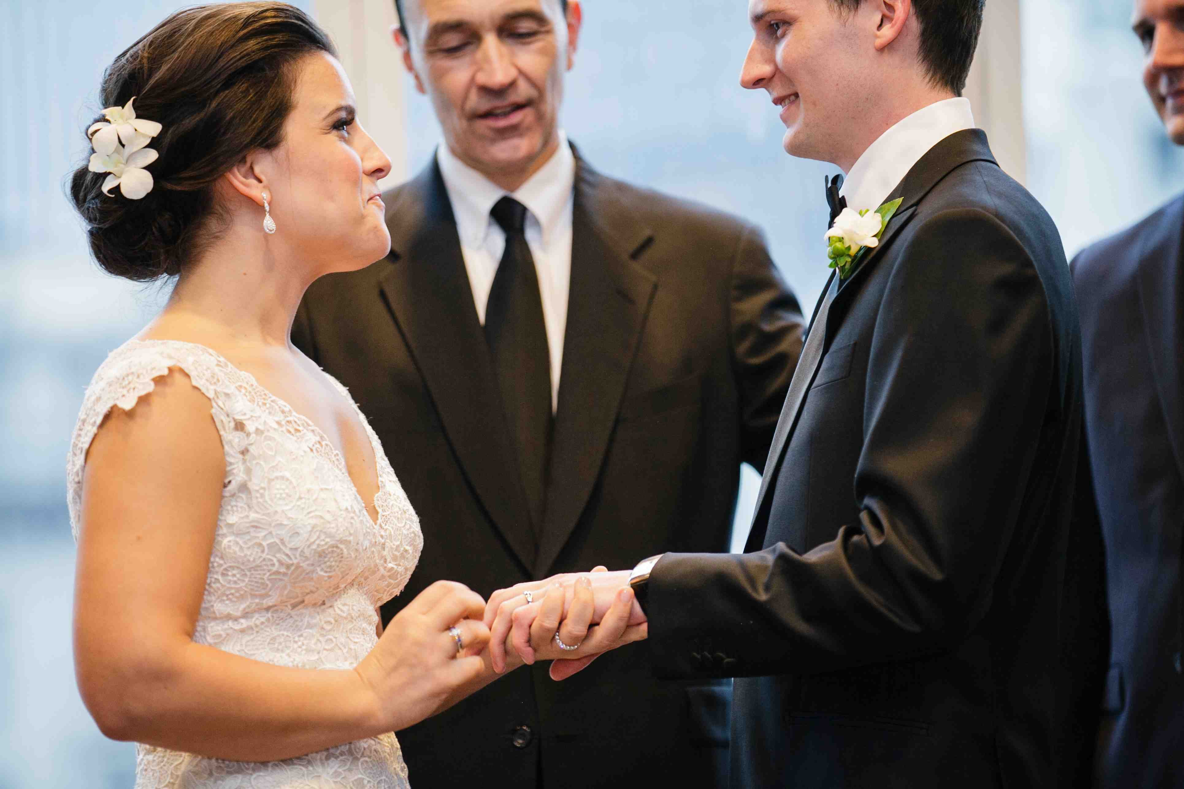 Chicago Wedding Officiant Marriage Pastor DuPage County