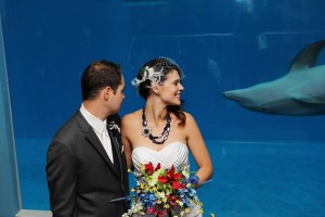 Lindsay and Matt's Dolphin House Wedding
